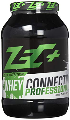 ZEC+ Whey Connection Professional - 1000 g, Mehrkomponenten Protein-Pulver, Geschmack Chocolate