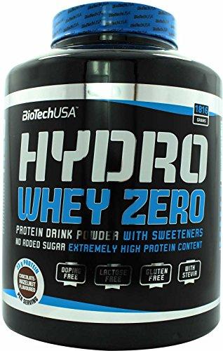 BIOTECH Hydro Whey Zero Choco Hazelnut, 1816 g